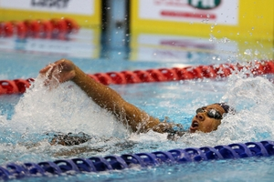 Gabrielle Fa'amausili, 13, is a hot prospect for the Commonwealth Games.