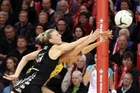 Katrina Grant is a member of the Silver Ferns defensive unit which will be tested on Friday. Photo / Getty Images