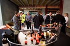 A few drinks among work colleagues can help boost business productivity, Victoria University researchers found. PHOTO/FILE