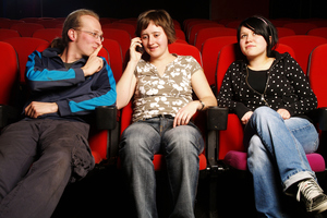 Patrons using their phones will be asked to leave. Photo / Thinkstock