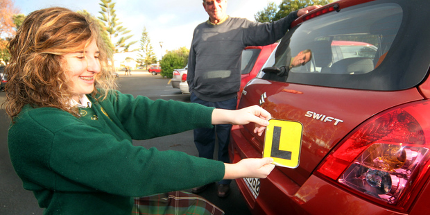 Nationwide the pass rate for the class 1 (car) theory test reached 70 per cent in July. Photo / Stuart Munro