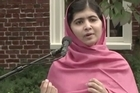 A 16-year-old Pakistani girl who survived an assassination attempt by the Taliban is being honored as Harvard University's humanitarian of the year.