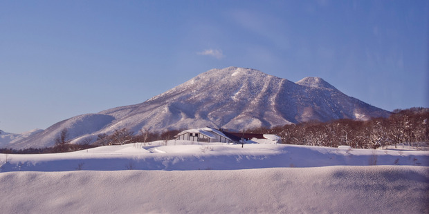Myoko Kogen is a quiet spot, perfect for those seeking a more authentic Japanese ski experience. Photo / Kieran Nash