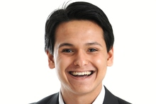 Shail Kaushal, 20, running for a spot on the Puketapapa (Mt Roskill) Local Board.