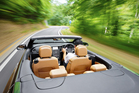 Driving a soft top without drama requires following just a few simple care rules. Photo / Thinkstock