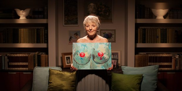 "In breast cancer ads, if it is a case of ""see a nipple and save a life"" then surely it's worth taking the risk of offending the purists?"