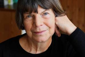 British writer Margaret Drabble.