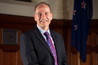 Auckland Mayor Len Brown.  Photo / Michael Craig