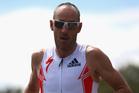 NZ Ironman Bevan Docherty. Photo / Getty Images