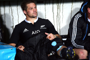 Richie McCaw is expected to front against the Springboks on Sunday. Photo / Getty Images
