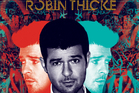 Robin Thicke's album Blurred Lines is very enjoyable.