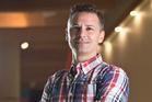Chef Nic Watt, the star chef of the new restaurant Masu. Photo / Greg Bowker