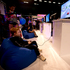 KIds playing games during the Digital Nationz gaming expo held at Vector Arena in Auckland. Photo / Dean Purcell
