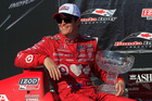 Scott Dixon. Photo / Getty Images