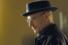 Walter White, played by Bryan Cranston in 'Breaking Bad'. Photo / AP