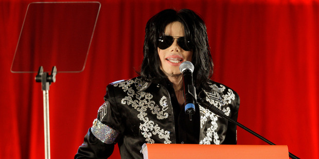 Loading A 2009 file photo of Michael Jackson. Photo / AP