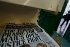 The paper's attack has won Miliband wide sympathy, and has brought the rare spectacle of politicians from all parties criticizing the Daily Mail. Photo / AP