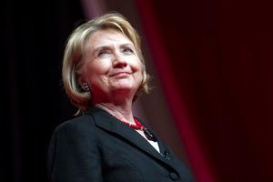 Secretary of State Hillary Rodham Clinton. Photo / AP