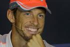 Jenson Button. Photo / AP