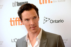 Benedict Cumberbatch has been named UK's Sexiest Male Star of the Moment. Photo / AP