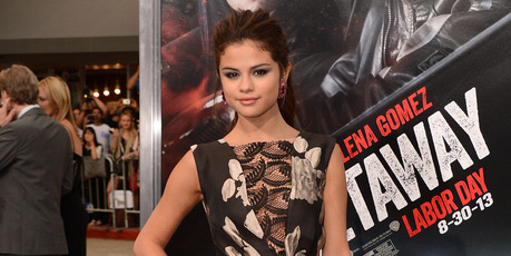 Selena Gomez. Photo / AP
