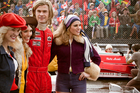 Chris Hemsworth plays James Hunt, who had a playboy reputation in Rush.