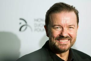Ricky Gervais. Photo / AP