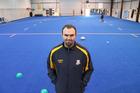 Steamers coach Kevin Schuler