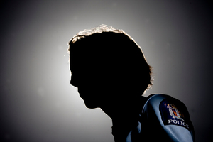 This year, 19 per cent of female police had experienced or witnessed inappropriate workplace conduct. Photo / Richard Robinson
