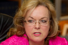Minister of Justice Judith Collins. Photo / Mark Mitchell
