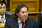 Former National Party MP Aaron Gilmore. Photo / Mark Mitchell