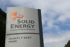 Solid Energy's losses ballooned to $335 million in its latest financial. Photo / Chris Loufte