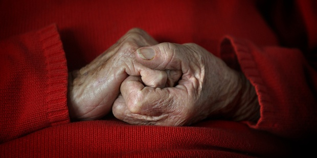 Keep in touch with your elderly relatives.