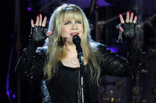 Fleetwood Mac's Stevie Nicks. Photo / David Fairey
