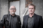 Dave Dobbyn and Don McGlashan just got better as the night wore on.