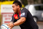 A trimmer Ben Tameifuna could feature at hooker.  Photo / Christine Cornege