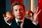 Jamie Oliver is partnering with Woolies on a campaign to inspire Australians to eat healthier food.