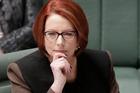 Julia Gillard. Photo / AP