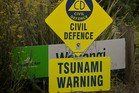 New tsunami risk calculations for NZ don't make for confident reading. Photo /  Warren Buckland