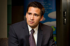 Energy and Resource Minister Simon Bridges. Photo / Glenn Taylor