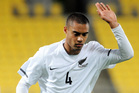 Winston Reid may not be seen in All Whites colours this month. Photo / NZPA