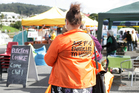 28Sept13 - Artisans Fair - 9am to 1.30pm - first of the summer and Election Lounge. The election lounge where voters could enrol for the upcomming WDC elections. PHOTO/RON BURGIN NRT 03Oct13 - RB