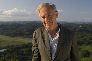 Simon Schama author of 'The Story of the Jews'.