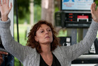 The arrest of Susan Sarandon's character sets an involved plot in motion.