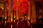 The Basilica Cistern, Istanbul, Turkey. Photo / Getty Images