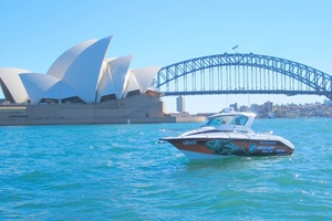 The Rayglass Legend 2350 has impressed in Australia.