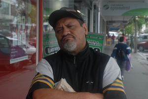 Archie Aihe Huirama Ormsby junior, 44, who died at the scene of a blaze that gutted his Cameron Cres sleepout late on Wednesday night.