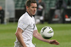 The All Whites are set to play two games ahead of next month's World Cup qualifiers. Photo / APN