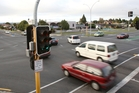 In the year to date, 262 Western Bay drivers have been issued with traffic light related infringement notices. Police say drivers have developed bad habits with running red lights. Photo / File
