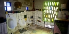 Austrian artist Friedrick Hundertwasser's famous toilets are polarising - locals either love them or hate them.